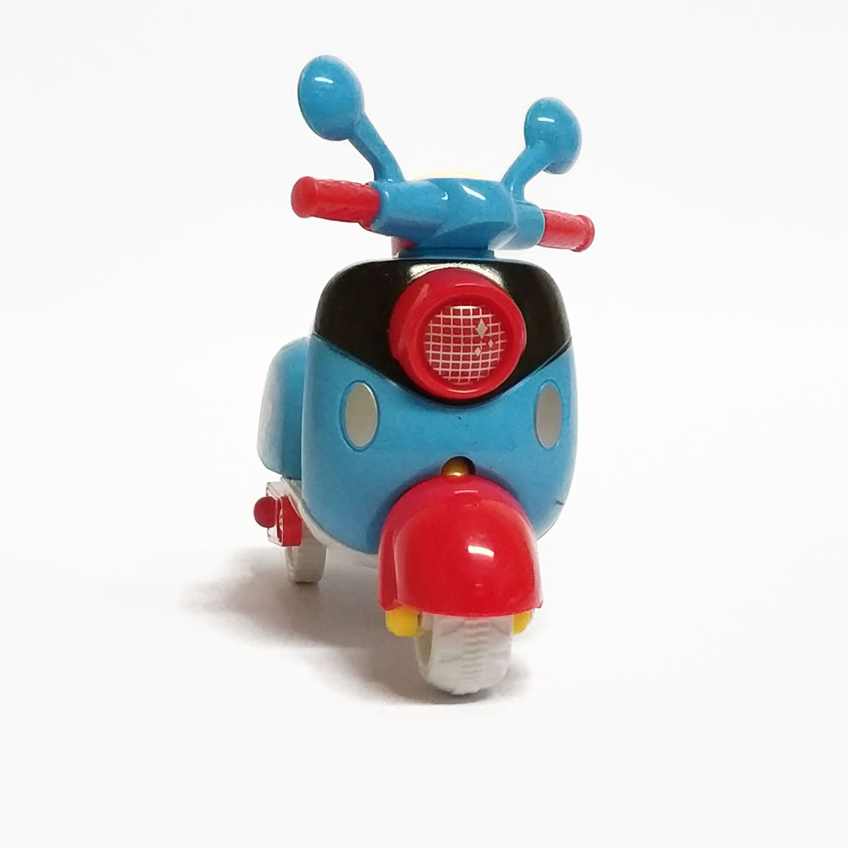 Mini Motorcycle (Red and Blue)
