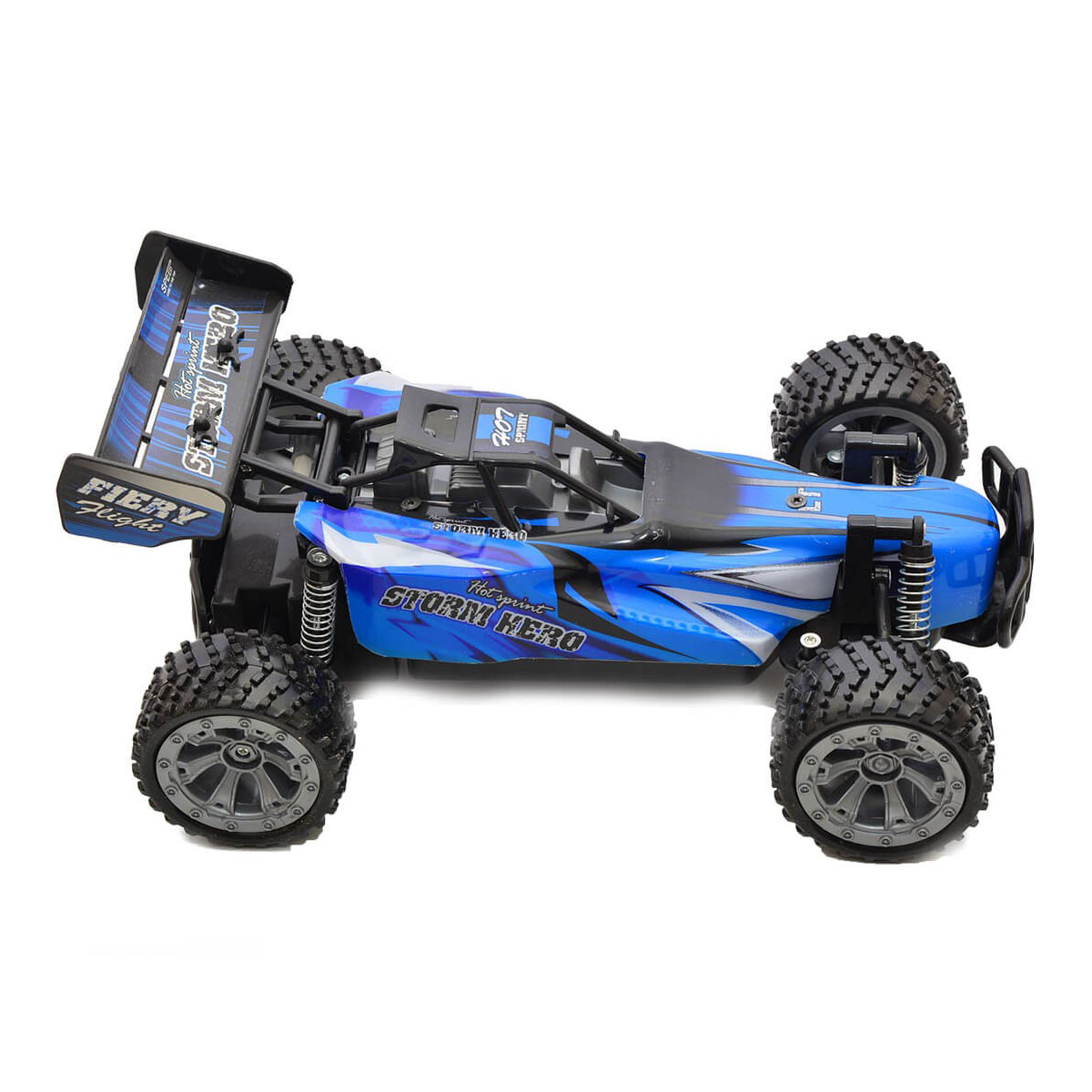Cross Country Rc Car Blue