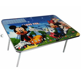 Study Table Folding-Mickey mouse