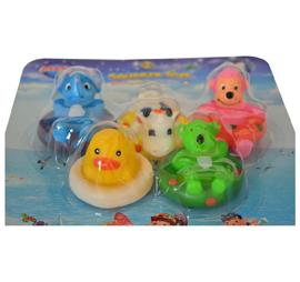 Masoom Beach Animal Blister - Set of 5 Pcs