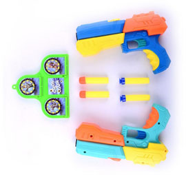 Kids Toy Gun with Soft Bullet