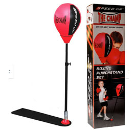 Boxing Punchstand Set