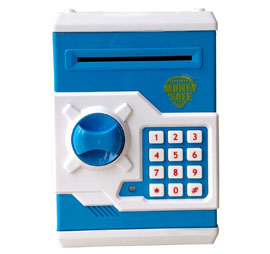 Toy ATM Machine for Kids - Blue