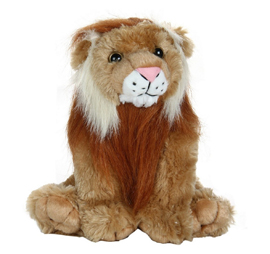 Wild Republic Lion Stuffed Animal - 12