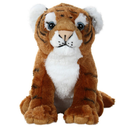 Wild Republic Baby Tiger Stuffed Animal - 12