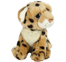 Wild Republic Cheetah Soft Toy 7