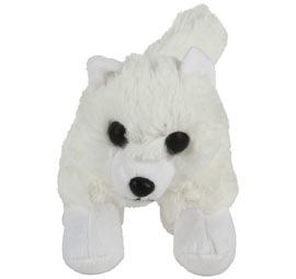 Wild Republic Arctic Fox Soft Toy 7